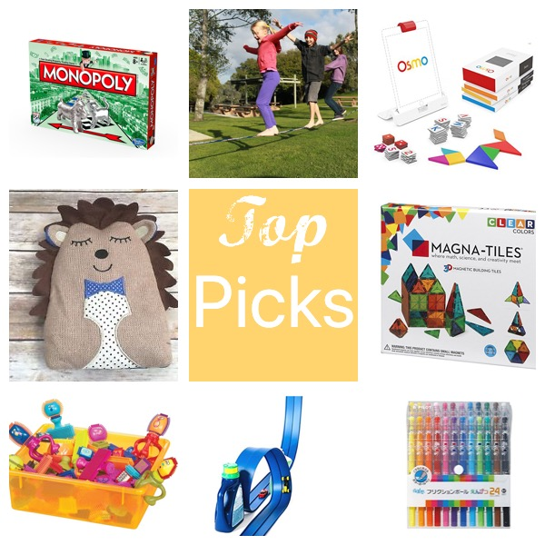 8 Gifts that Keep on Giving – Top Picks for 2017
